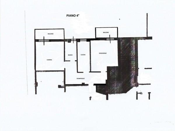 Appartamento in vendita a Mariano Comense, Centro, 72 mq - Foto 2