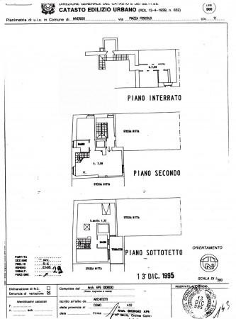 Appartamento in vendita a Inverigo, Centro, Con giardino, 158 mq - Foto 3