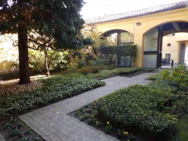 Appartamento in vendita a Inverigo, Centro, Con giardino, 158 mq - Foto 17