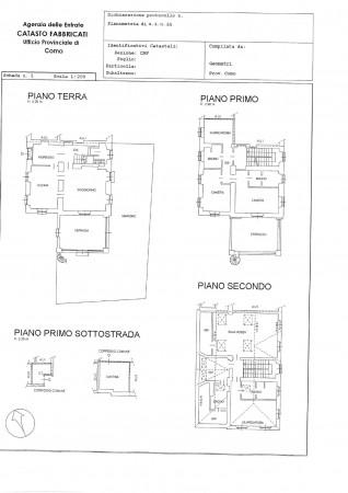 Rustico/Casale in vendita a Cantù, Castelletto, Con giardino, 400 mq - Foto 3