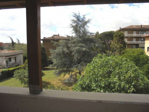 Villetta a schiera in vendita a Roma, Montespaccato, Con giardino, 220 mq