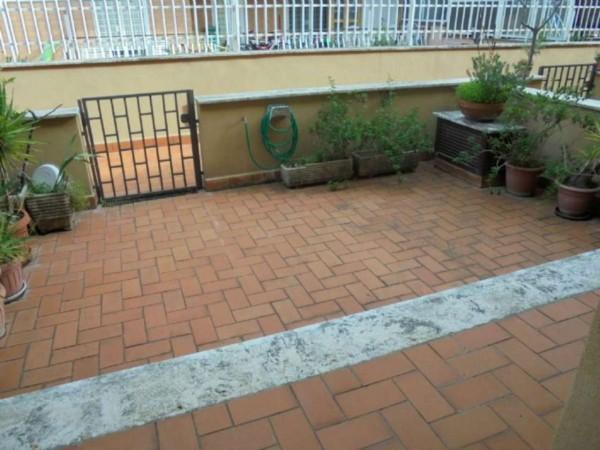 Villetta a schiera in vendita a Roma, Montespaccato, Con giardino, 220 mq - Foto 15