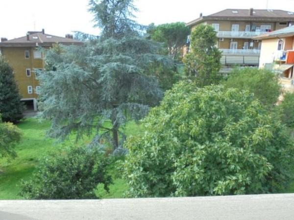 Villetta a schiera in vendita a Roma, Montespaccato, Con giardino, 220 mq - Foto 12