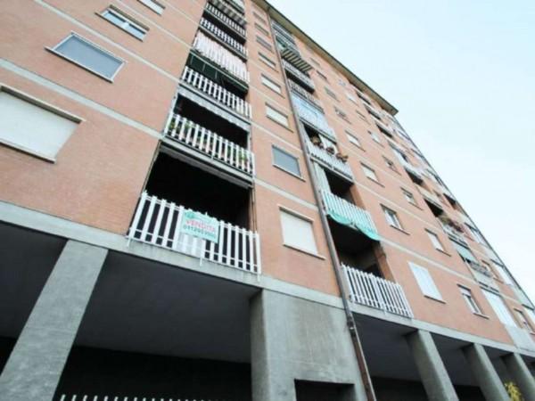 Appartamento in vendita a Torino, Rebaudengo, Con giardino, 120 mq - Foto 19