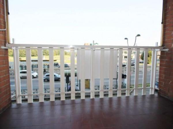 Appartamento in vendita a Torino, Rebaudengo, Con giardino, 120 mq - Foto 5