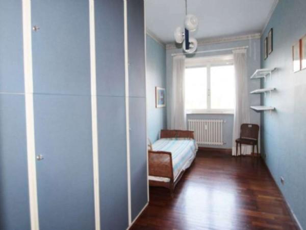 Appartamento in vendita a Torino, Rebaudengo, Con giardino, 120 mq - Foto 8