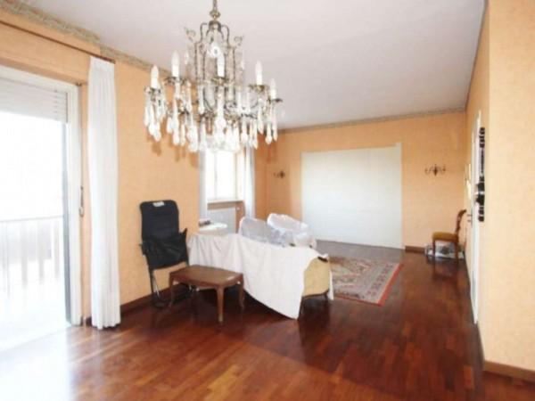 Appartamento in vendita a Torino, Rebaudengo, Con giardino, 120 mq