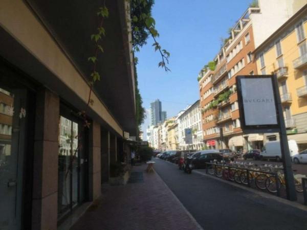 Locale Commerciale  in vendita a Milano, Moscova, 50 mq - Foto 27