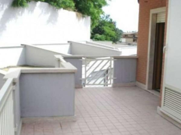 Appartamento in vendita a Roma, Casal Del Maro, 90 mq