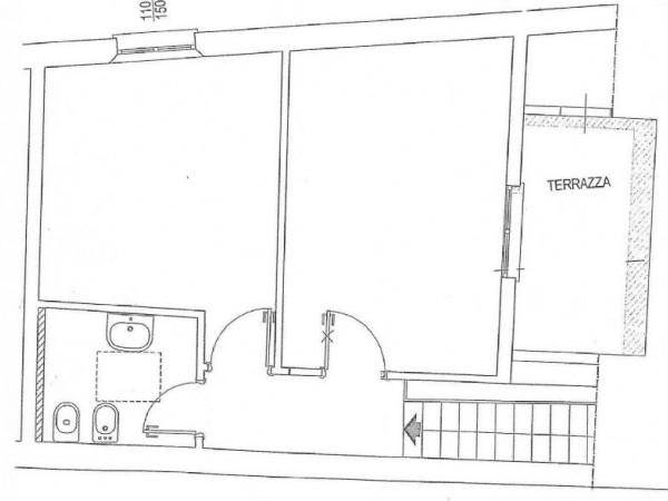 Appartamento in vendita a Cesena, Centro Storico, 135 mq - Foto 2