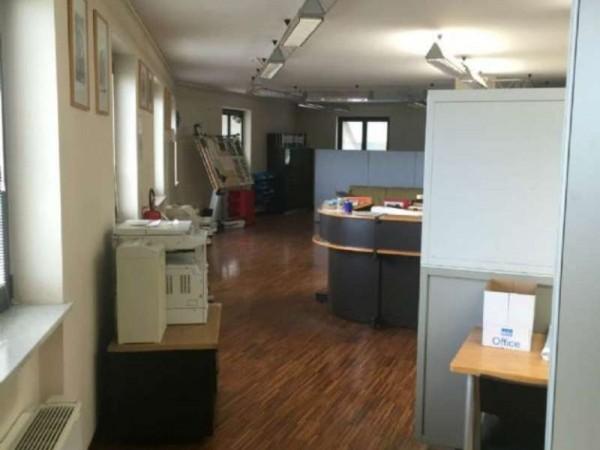 Ufficio in affitto a Nichelino, Con giardino, 415 mq - Foto 5