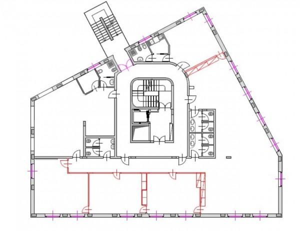 Ufficio in affitto a Nichelino, Con giardino, 415 mq - Foto 2