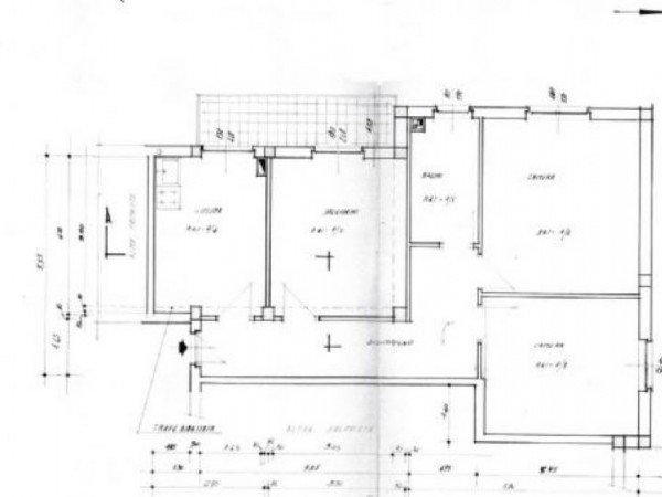 Appartamento in vendita a Arluno, Centro, 95 mq - Foto 2