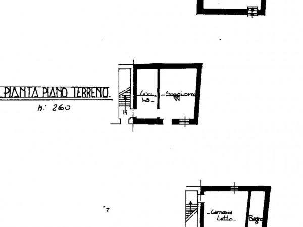 Casa indipendente in vendita a Grazzano Badoglio, Centro, 70 mq - Foto 2