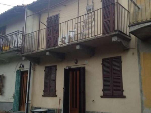 Casa indipendente in vendita a Grazzano Badoglio, Centro, 70 mq