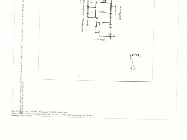Appartamento in vendita a Genova, Nervi, Con giardino, 103 mq - Foto 2