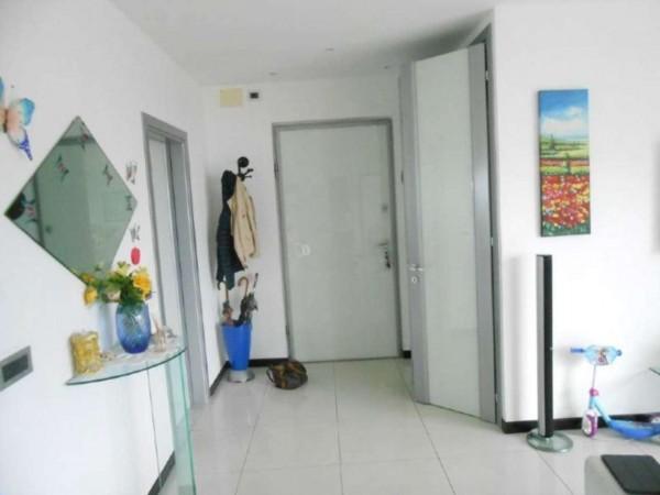 Appartamento in vendita a Genova, Nervi, Con giardino, 103 mq
