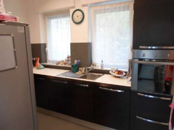 Appartamento in vendita a Genova, Nervi, Con giardino, 103 mq - Foto 3