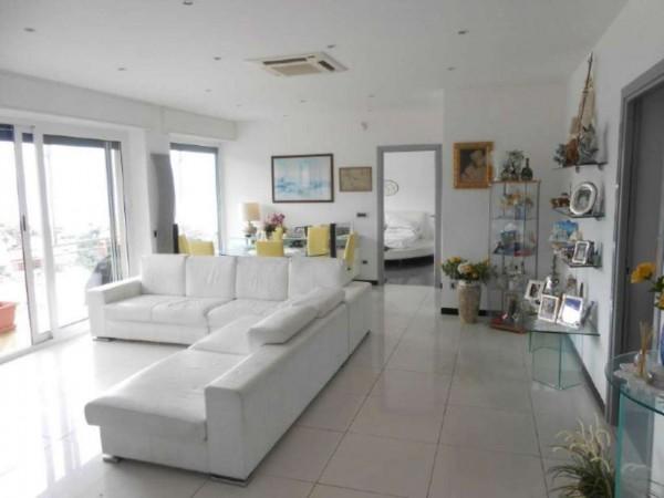 Appartamento in vendita a Genova, Nervi, Con giardino, 103 mq - Foto 44