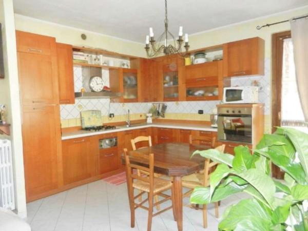 Casa indipendente in vendita a Venaria Reale, Centro Storico, 200 mq - Foto 17