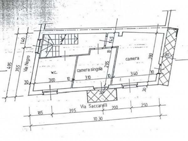 Casa indipendente in vendita a Venaria Reale, Centro Storico, 200 mq - Foto 3