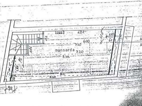 Casa indipendente in vendita a Venaria Reale, Centro Storico, 200 mq - Foto 2