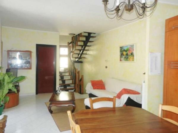 Casa indipendente in vendita a Venaria Reale, Centro Storico, 200 mq - Foto 16
