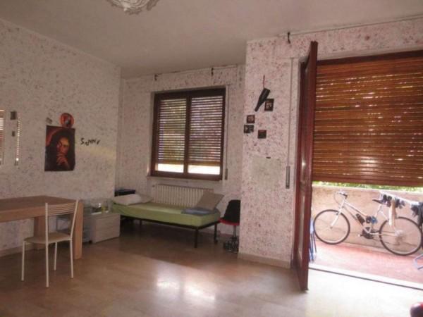 Appartamento in vendita a Milano, Piazza Ovidio, Con giardino, 130 mq - Foto 13