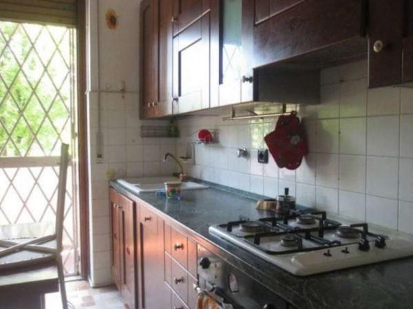 Appartamento in vendita a Milano, Piazza Ovidio, Con giardino, 130 mq - Foto 14