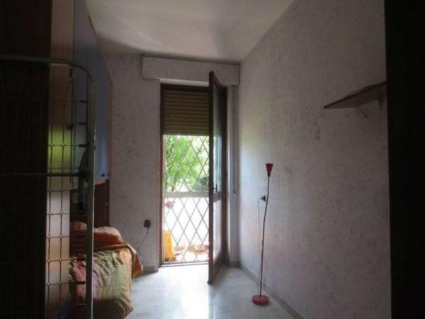 Appartamento in vendita a Milano, Piazza Ovidio, Con giardino, 130 mq - Foto 21