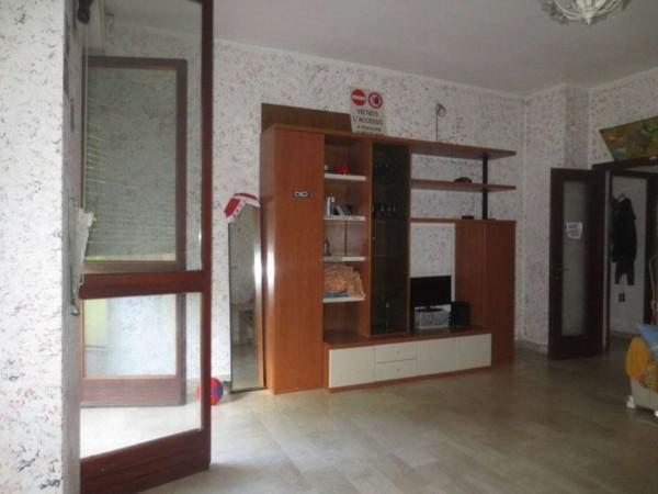 Appartamento in vendita a Milano, Piazza Ovidio, Con giardino, 130 mq - Foto 12