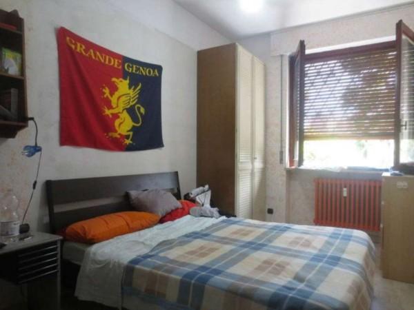 Appartamento in vendita a Milano, Piazza Ovidio, Con giardino, 130 mq - Foto 19