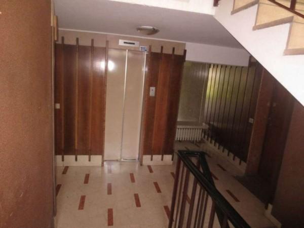 Appartamento in vendita a Milano, Piazza Ovidio, Con giardino, 130 mq - Foto 9