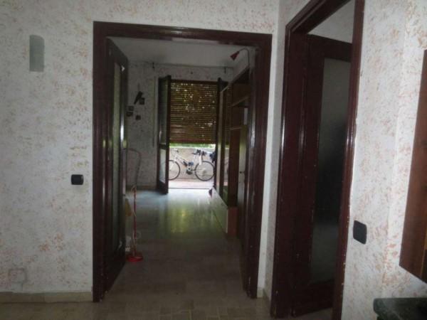 Appartamento in vendita a Milano, Piazza Ovidio, Con giardino, 130 mq - Foto 15