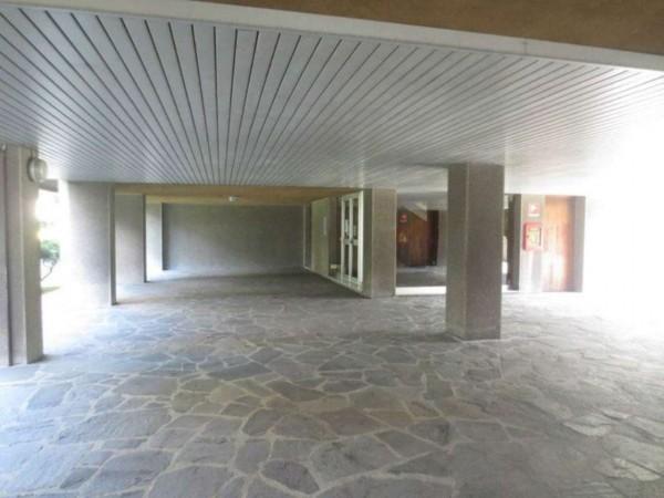 Appartamento in vendita a Milano, Piazza Ovidio, Con giardino, 130 mq - Foto 7