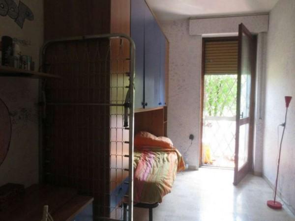Appartamento in vendita a Milano, Piazza Ovidio, Con giardino, 130 mq - Foto 22
