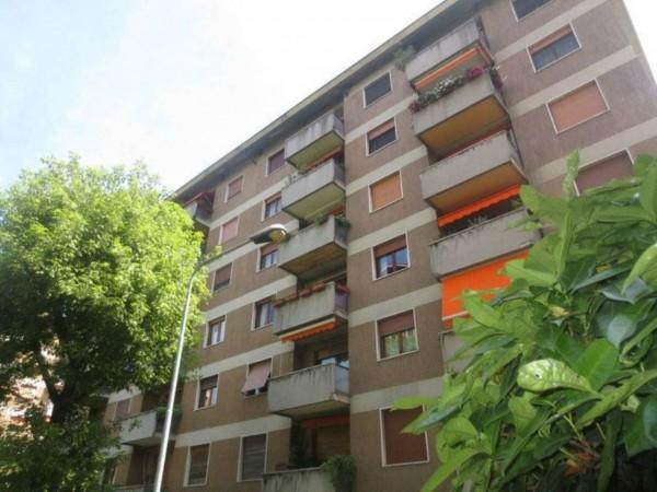 Appartamento in vendita a Milano, Piazza Ovidio, Con giardino, 130 mq - Foto 3