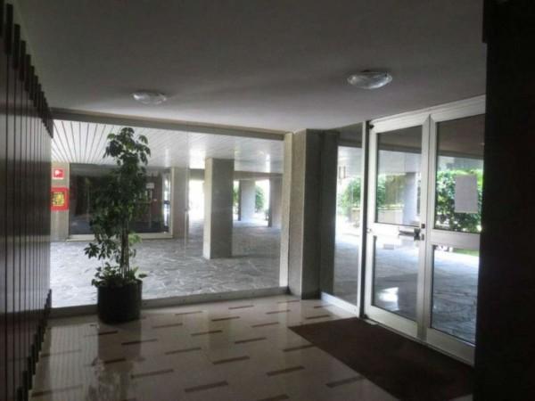 Appartamento in vendita a Milano, Piazza Ovidio, Con giardino, 130 mq - Foto 8