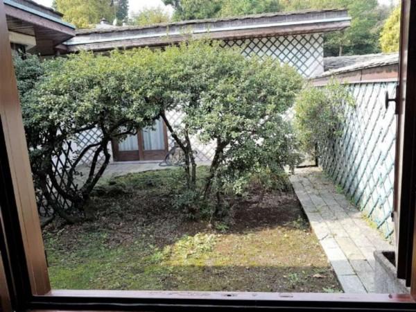 Villa in vendita a Barlassina, Golf Barlassina, 90 mq - Foto 9