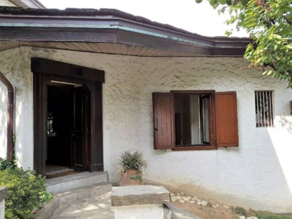 Villa in vendita a Barlassina, Golf Barlassina, 90 mq
