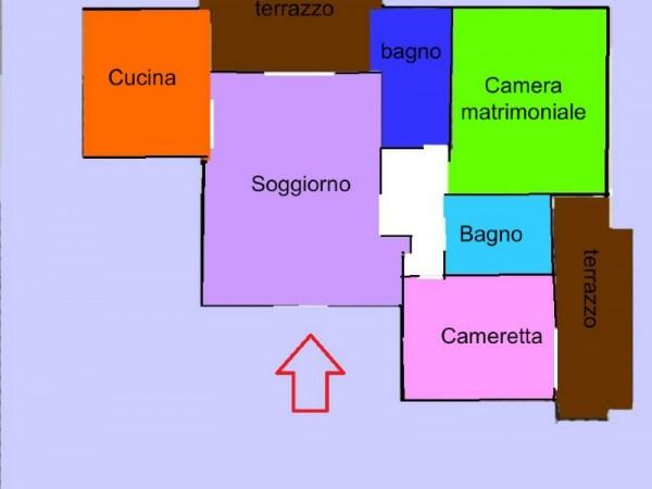 Appartamento in vendita a Busto Arsizio, Centrale, 100 mq - Foto 2