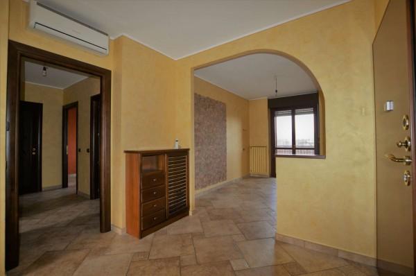 Appartamento in vendita a Venaria Reale, Venaria, Con giardino, 120 mq - Foto 3