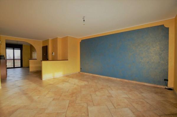 Appartamento in vendita a Venaria Reale, Venaria, Con giardino, 120 mq - Foto 15