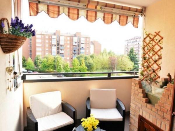 Appartamento in vendita a Venaria Reale, Venaria, Con giardino, 120 mq - Foto 21