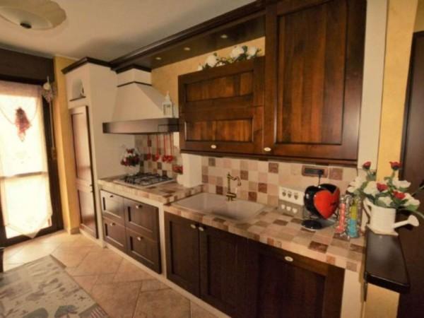 Appartamento in vendita a Venaria Reale, Venaria, Con giardino, 120 mq - Foto 20