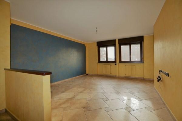 Appartamento in vendita a Venaria Reale, Venaria, Con giardino, 120 mq - Foto 17