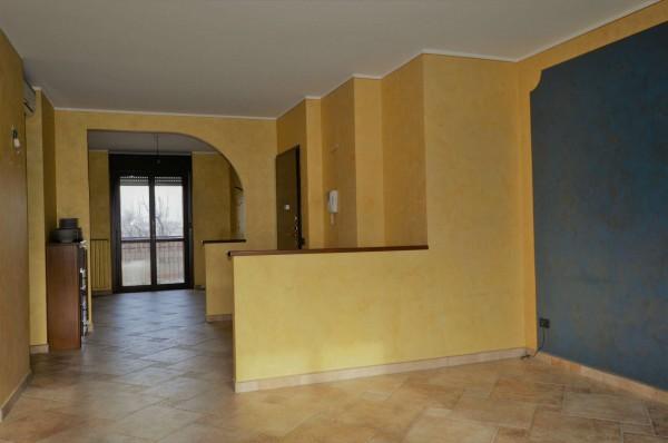Appartamento in vendita a Venaria Reale, Venaria, Con giardino, 120 mq - Foto 16