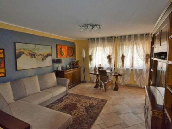 Appartamento in vendita a Venaria Reale, Venaria, Con giardino, 120 mq