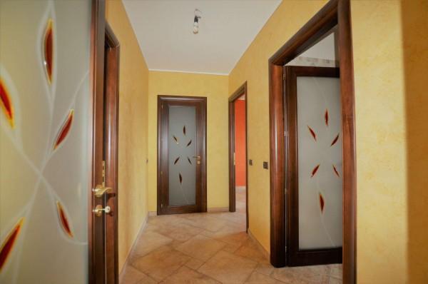 Appartamento in vendita a Venaria Reale, Venaria, Con giardino, 120 mq - Foto 12