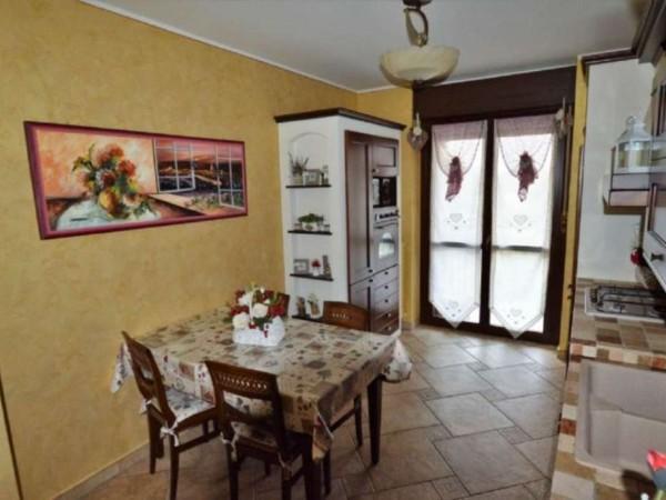 Appartamento in vendita a Venaria Reale, Venaria, Con giardino, 120 mq - Foto 19